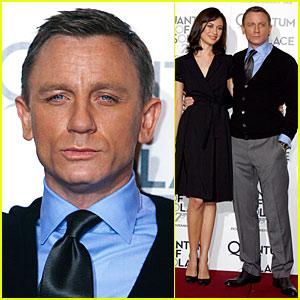 Daniel Craig: The Next Bond Should Be Black