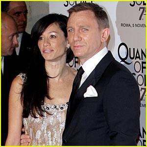 Daniel Craig Brings Quantum To Rome