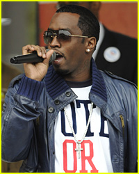 Diddy Felt His Vote Was Extra Special