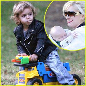 Gwen Stefani Echoes in the Park