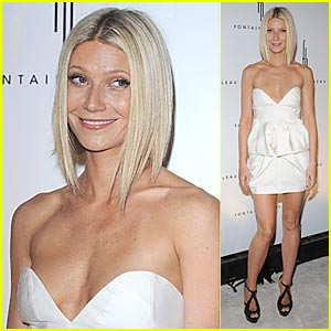 Gwyneth Paltrow is Fontainebleau Fierce