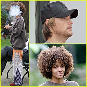 Halle Berry is Cigarette Un-Sexy