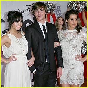 High School Musical 3 Premieres in Australia