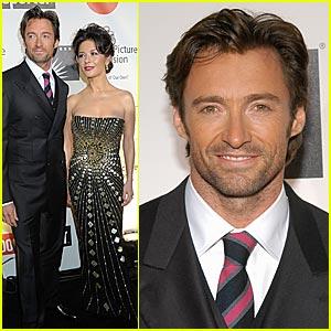 Hugh Jackman Has A Fine Romance With Catherine Zeta-Jones