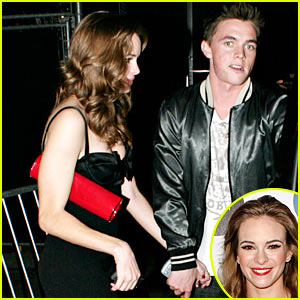 Jesse McCartney Danielle Panabaker New Couple