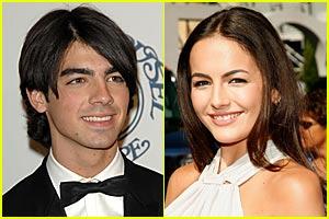 Joe Jonas & Camilla Belle: New Couple!