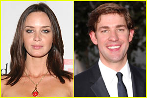 John Krasinski & Emily Blunt: New Couple!