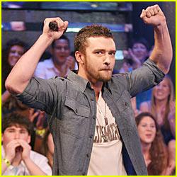 Justin Timberlake: Follow My Lead!