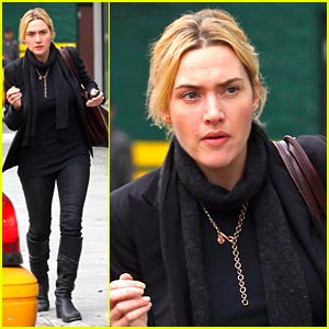 Kate Winslet is a Kindred Spirit
