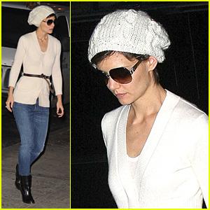 Katie Holmes' Fall Fashion