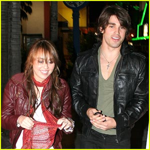 Miley Cyrus & Justin Gaston Escape 2 Africa