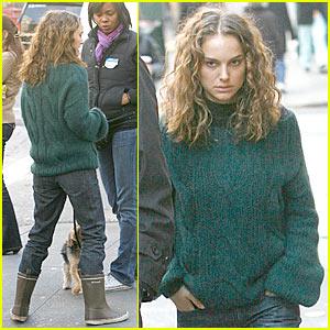 Natalie Portman is Tretorn Tough