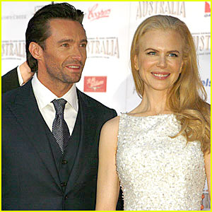 Nicole Kidman World Premieres 'Australia'