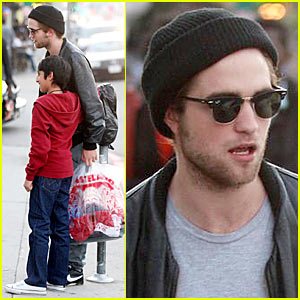 Robert Pattinson 2008 on Robert Pattinson Enters The Wasteland   Robert Pattinson   Just Jared