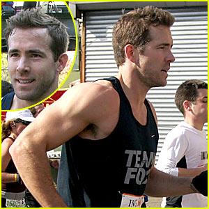 Ryan Reynolds Finishes NYC Marathon