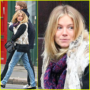 Sienna Miller is a Cow