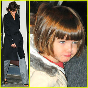 Suri Cruise Has Little Lips