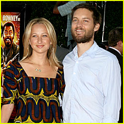 Tobey Maguire: Second Child On The Way!