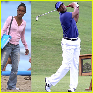Will Smith Gets Golf Giddy