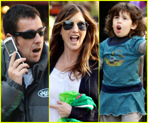 Adam Sandler: Open Wide!