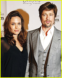 Brad and Angelina's Rep: No $200 Million Prenup