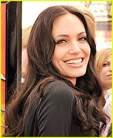 Angelina Jolie Tops Showbiz Power List
