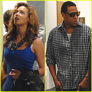 Beyonce and Jay-Z: Art is Amazing!