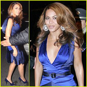 Beyonce is Le Grand Journal Juicy
