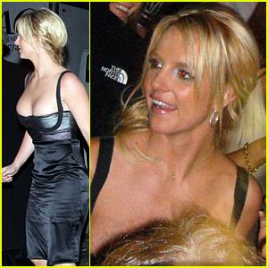Britney Spears's 27th Birthday Bash