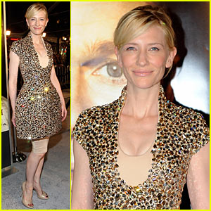 Cate Blanchett: Perfectly Fit For McQueen