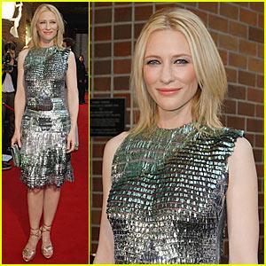 Cate Blanchett is Balenciaga Beautiful