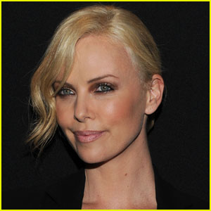 Charlize Theron is a Disneyland Darling