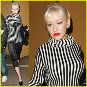 Christina Aguilera Loves You, Porgy!