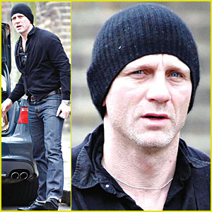 Daniel Craig is a Beanie Bond