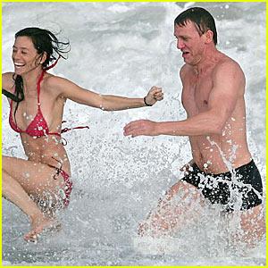 Daniel Craig is Speedo Sexy