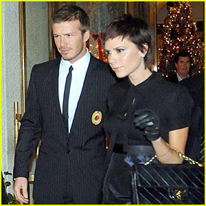 David Beckham: Official AC Milan Player!