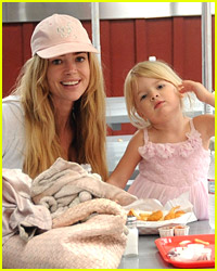 Denise Richards' Children Recovering After Car Accident