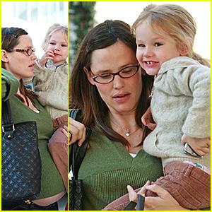 Jennifer Garner Violet Baby