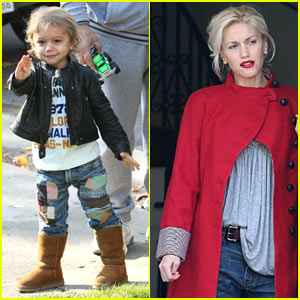 Gwen Stefani's Got Santa Spirit