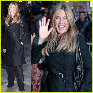Jennifer Aniston Loves Christmas Chili