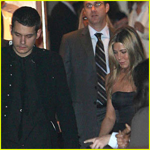 John Mayer: Jen & Me!
