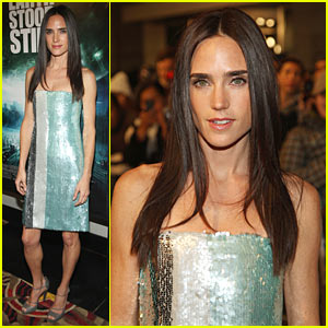 Jennifer Connelly: Earth to Keanu!