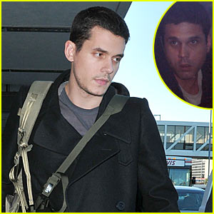 John Mayer: New Year's With Jennifer Aniston!