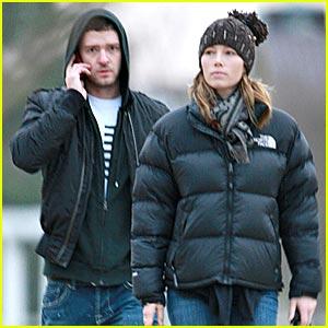 Justin Timberlake & Jessica Biel: Thanksgiving in Memphis!