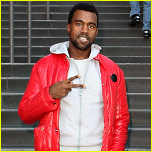 Kanye West: No New Year's Party For Me!