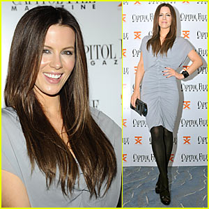 Kate Beckinsale is Easy On The Yigal Eyes