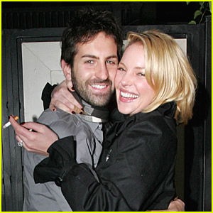 Katherine Heigl and Josh Kelley Are One