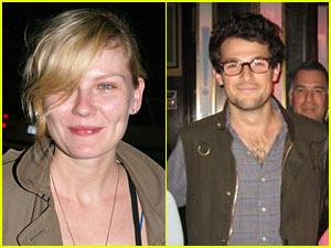 Kirsten Dunst & Jacob Soboroff: New Couple?