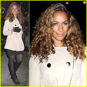 Leona Lewis Still Has Spirit