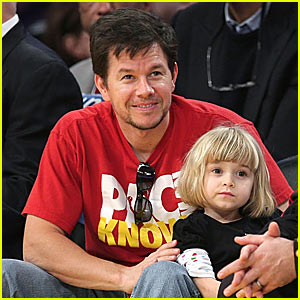 Mark Wahlberg Shows The Lakers Some Love